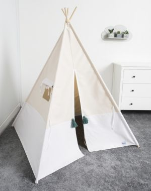 Namiot tipi, Cozy Dots White